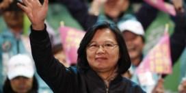 Tsai Ing-wen herverkozen als president in Taiwan