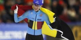 Beresterke Bart Swings pakt Europese titel op massastart
