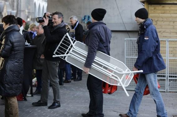 Nieuwjaarsdrink Stad Gent lokt 11.500 bezoekers