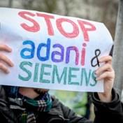 Siemens negeert Thunberg: 'Contract is contract'