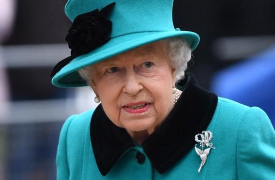 Britse koningin 'steunt' beslissing Harry en Meghan