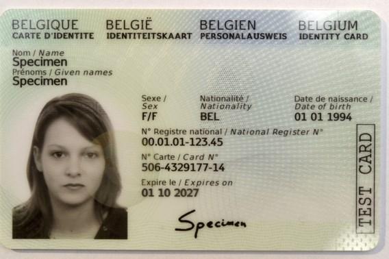 We zijn niet langer BELG (en andere wijzigingen op de nieuwe identiteitskaarten)