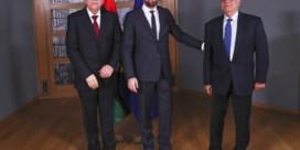 Michel wil Europa meer gewicht geven in Libië