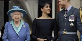 Queen geeft Harry en Meghan haar zegen