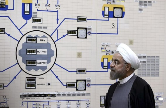 Europese staten activeren sanctiemechanisme bij Iran-deal
