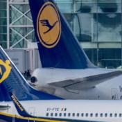 Ryanair steekt Lufthansa naar de kroon