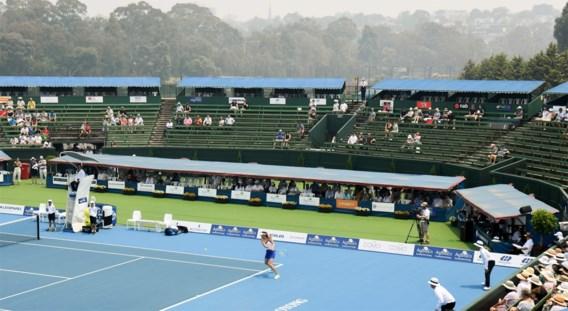 Tennisspelers bezorgd over slechte lucht Australian Open: 'Ik ben gechoqueerd'