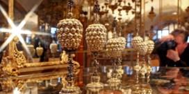 Gestolen juwelen Dresden duiken op