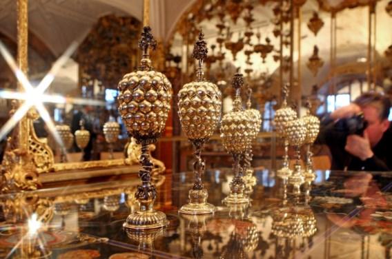 Gestolen juwelen Dresden aangeboden