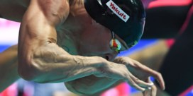 UPDATE (+PIC.) Pieter Timmers wordt in Shenzhen vierde op 100 meter vrije slag