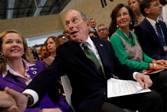 Twittergrappen van presidentskandidaat Bloomberg pakken verkeerd uit