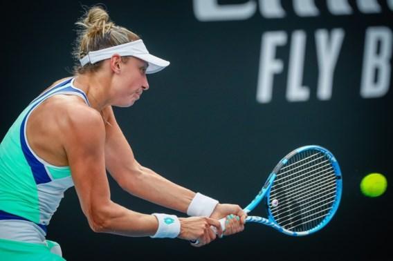 Wickmayer haalt hoofdtabel Australian Open niet