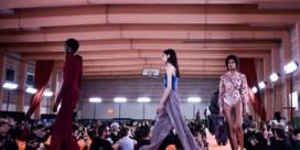 Glenn Martens brengt glamour naar de turnzaal