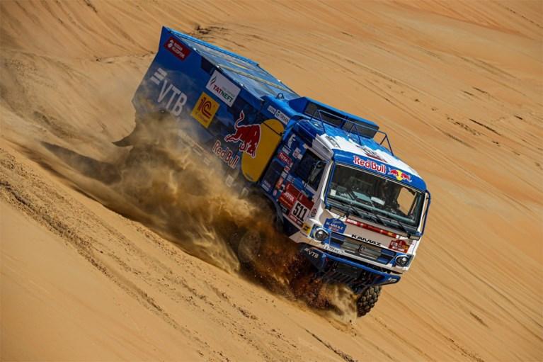 Carlos Sainz wint zijn derde Dakar-rally
