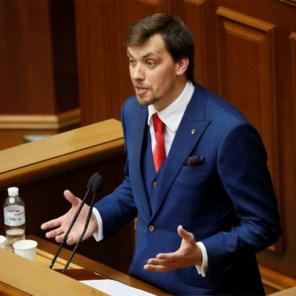 Oekraïense premier Gontsjaroek stapt op