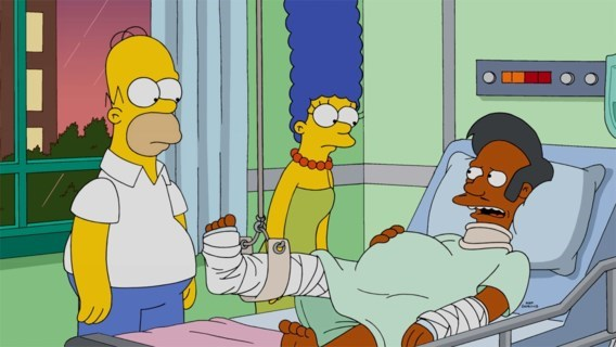 Stemacteur The Simpsons weigert nog langer Apu in te spreken