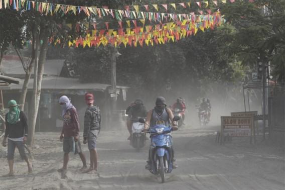 Al meer dan 162.000 mensen geëvacueerd door vulkanische activiteit op Filipijnen