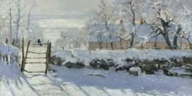 'De ekster' (1869)