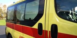 Twee zwaargewonden nadat wagen over de kop ging in Ukkel