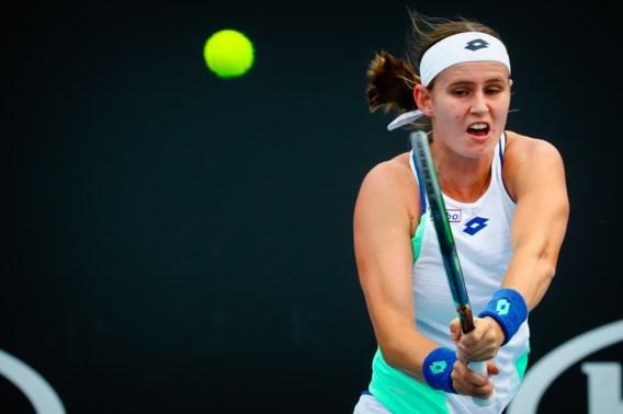Greet Minnen in Australië voor eerste keer op hoofdtabel Grand Slam