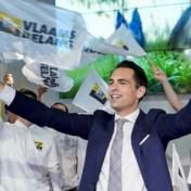 REGERINGSBLOG. Vlaams Belang wil nieuwe verkiezingen: 'Geen schrik hebben van de kiezer'