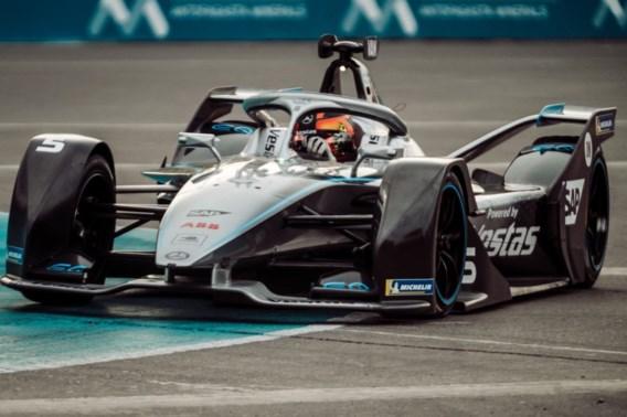 Stoffel Vandoorne na veroveren leidersplaats in Formule E: