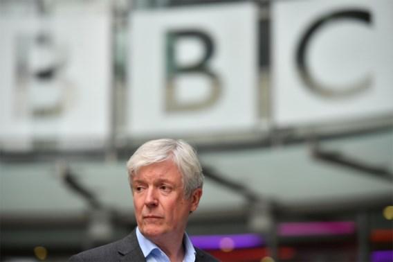 Directeur-generaal van Britse openbare omroep BBC stapt op
