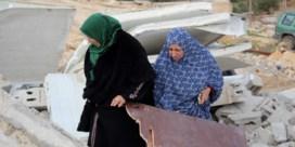 Israël vernielt alweer Belgisch hulpproject