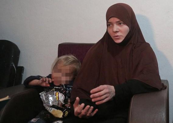 Kinderen van IS-weduwen geland op Brussels Airport