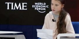 Greta Thunberg in Davos: 'Het erkennen van klimaatverandering is pas het begin'