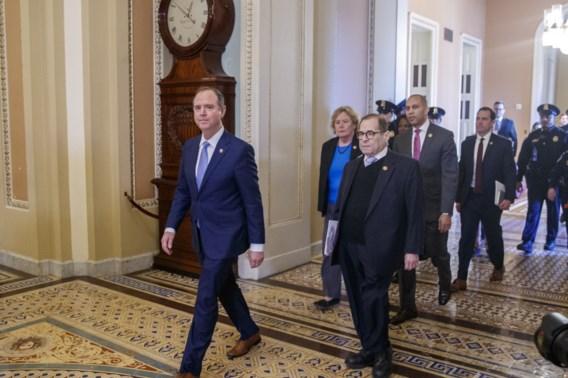 Senaat opent debat over afzetting Trump