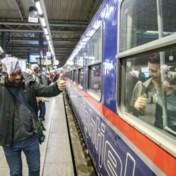 Met de nachttrein naar Tirol: 'De tijd vliegt net zo snel voorbij als het landschap'