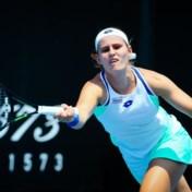 Greet Minnen naar tweede ronde, Alison Van Uytvanck niet