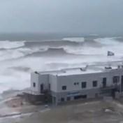 Storm Gloria teistert nu ook Frankrijk