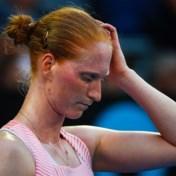Alison Van Uytvanck gaat niet door naar tweede ronde Australian Open