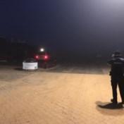 Zoekactie met drones en speurhonden naar onderkoelde migranten op strand De Panne