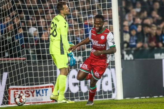 Halve finale Croky Cup: Club Brugge en Zulte Waregem houden elkaar in evenwicht