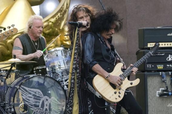 Drummer Aerosmith slaagt niet voor auditie bij Aerosmith