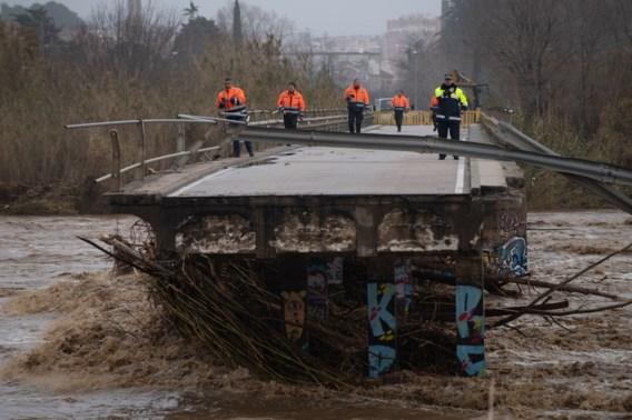 Al negen doden in Spanje door storm Gloria
