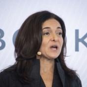Topvrouw Facebook slaat mea culpa, 'maar alle problemen oplossen zal nooit lukken'