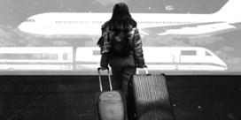 Maakt het nu echt uit of je de trein of het vliegtuig neemt?