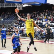 Jong Antwerp Giants klopt Poolse kampioen in Champions League basketbal