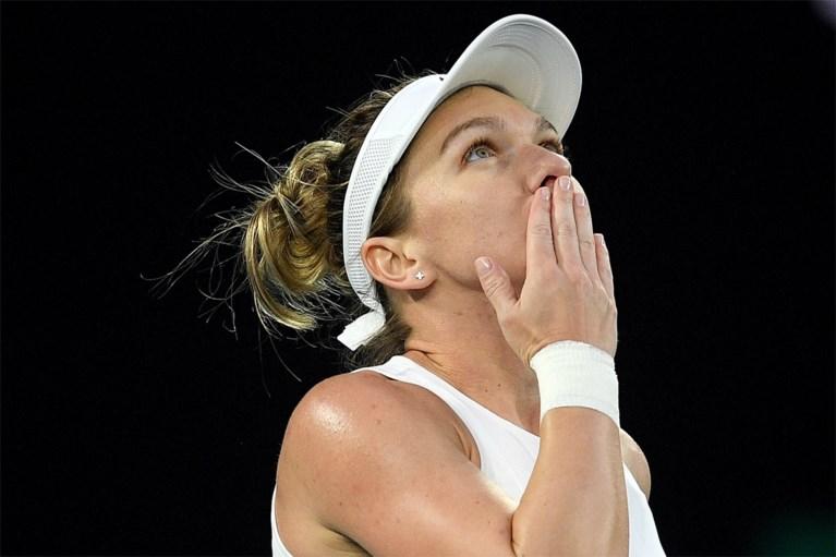 Topreekshoofden maken geen fout op Australian Open