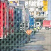 Koelwagen met 23 transmigranten onderschept in Zeebrugge