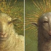 Schaapachtig kijken naar Van Eyck