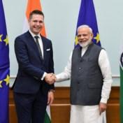 Wat doet Vlaams Belang bij de Indiase premier?