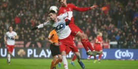 Mbokani zet misser van Lamkel Zé recht, maar bekerfinale nog veraf voor Antwerp