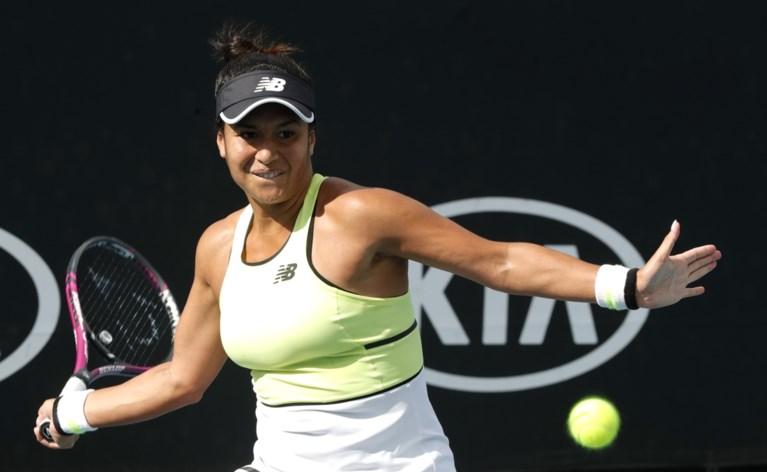 Elise Mertens wervelt naar derde ronde op de Australian Open