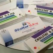 Groot aantal 40-plussers neemt onnodig cholesterolverlagers