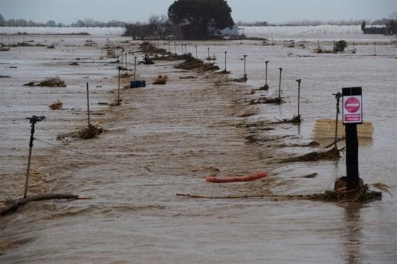 Storm Gloria eist al zeker dertien levens in Spanje